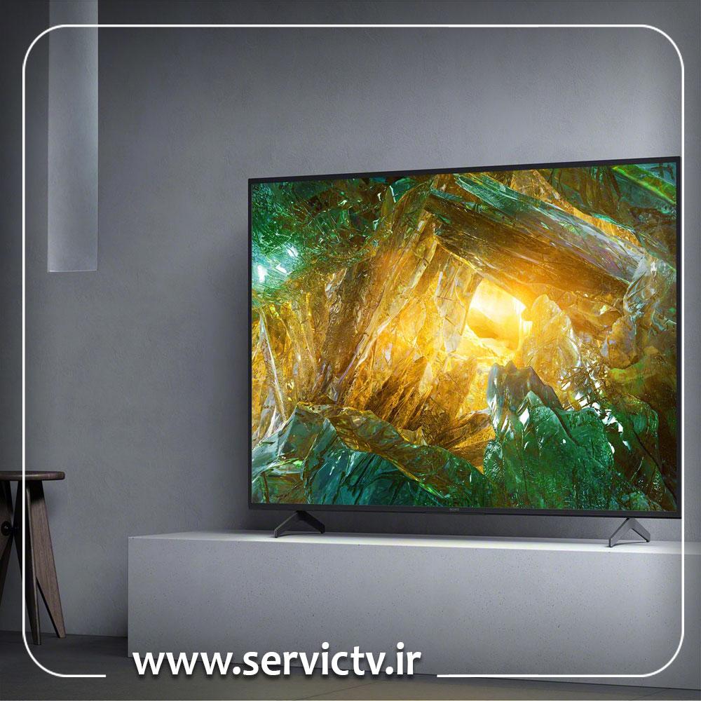 علت خاموش شدن تلویزیون سونی