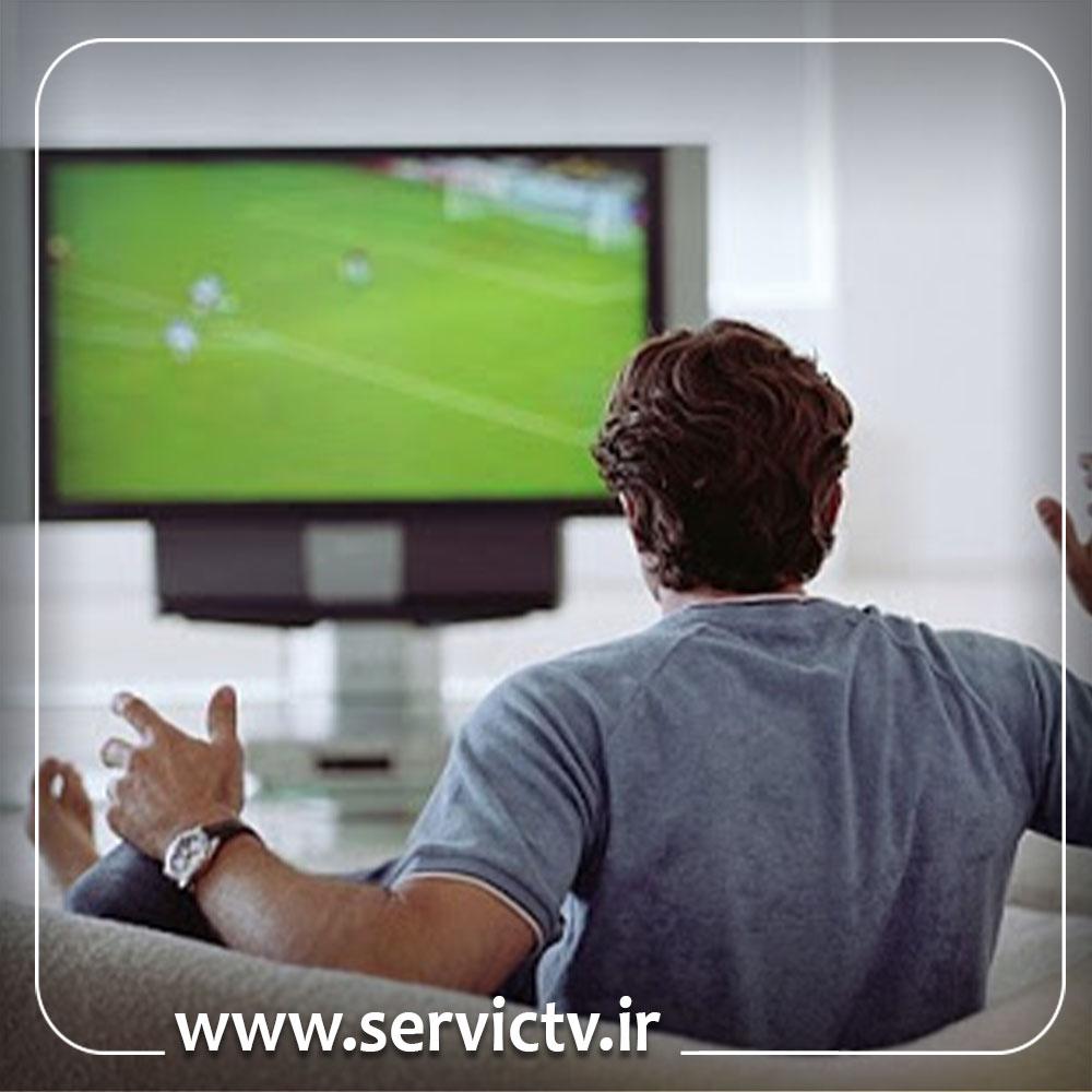 تعویض پنل تلویزیون ال جی