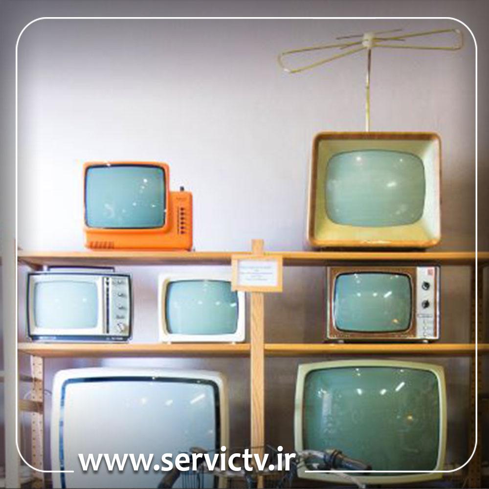 هزینه تعمیر تلویزیون سونی