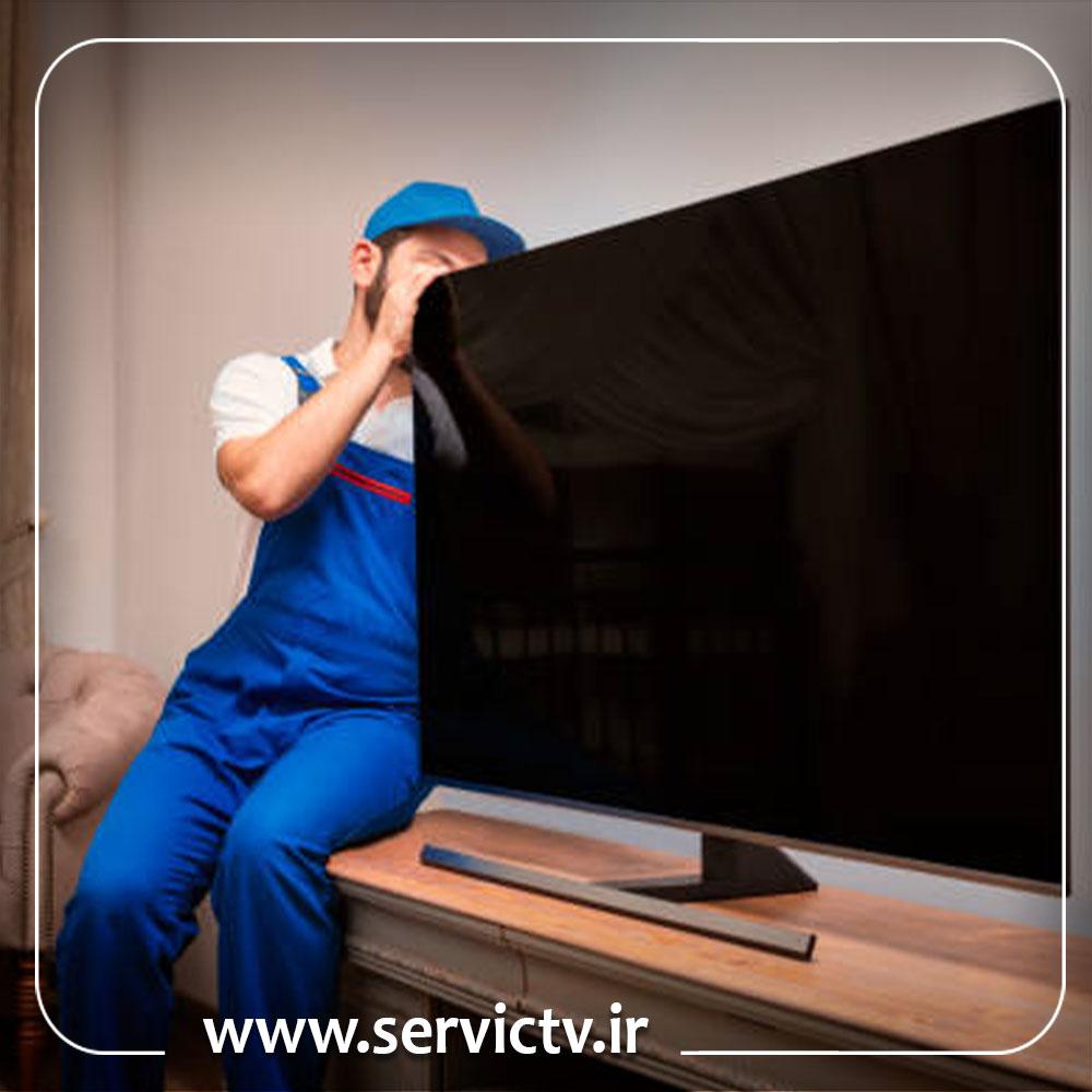 هزینه تعمیرات تلویزیون سونی