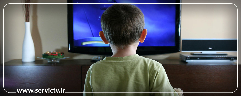قفل کودک در تلویزیون