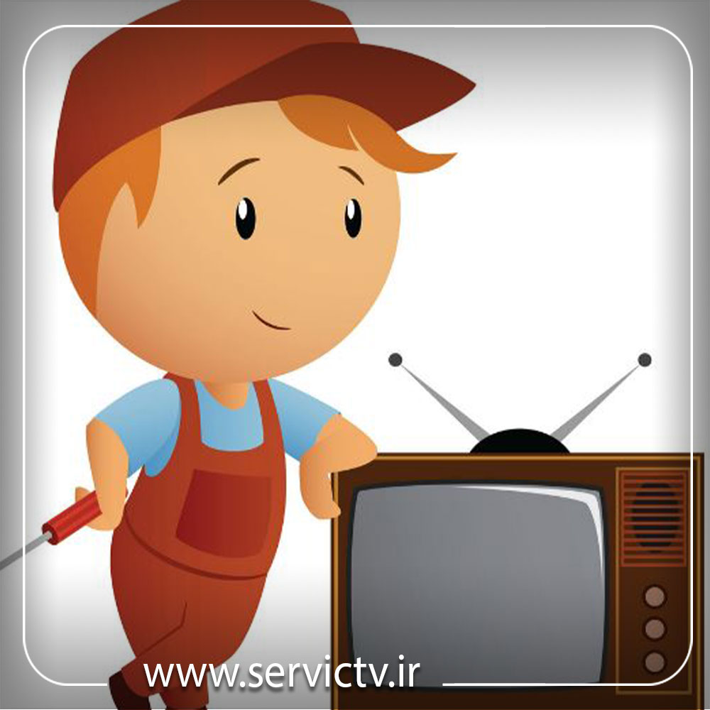تعمیر تلویزیون سامسونگ 21 اینچ
