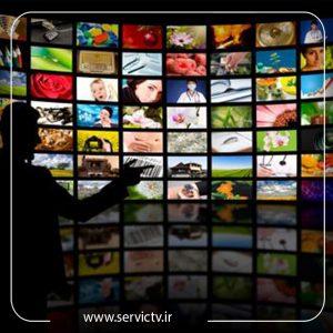 کانال یابی در تلویزیون سونی