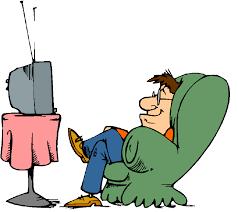 نوار صورتی رنگ در بالای تصویر تلویزیون سونی